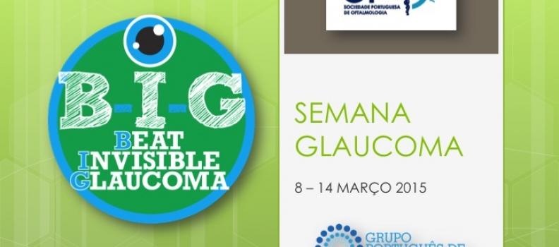 Semana Mundial do Glaucoma